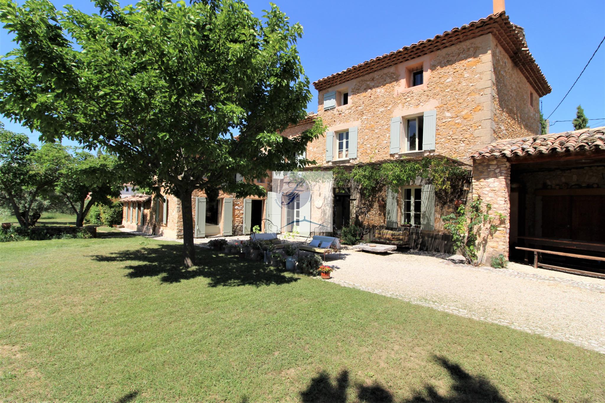 Mas Mont Ventoux Bedoin Prestige Provence Vaucluse