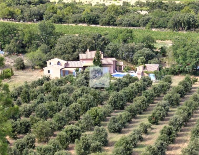 Propriété Prestige Provence Vaucluse Bédoin